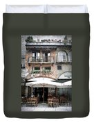 0505 Verona Cafe Duvet Cover