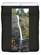 0509 Horsetail Falls Duvet Cover