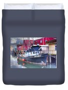 0512 Oregon Coast Duvet Cover