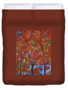 052 Abstract Thought Duvet Cover