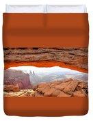 0708 Mesa Arch Duvet Cover