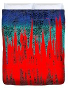 0738 Abstract Thought Duvet Cover