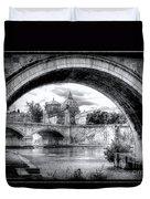 0750 St. Peter's Basilica Duvet Cover