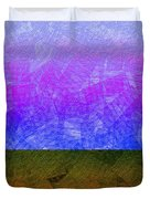 0770 Abstract Thought Duvet Cover