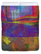 0781 Abstract Thought Duvet Cover