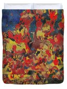 0808 Abstract Thought Duvet Cover