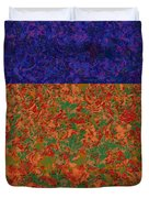 0834 Abstract Thought Duvet Cover