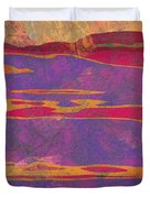 0858 Abstract Thought Duvet Cover