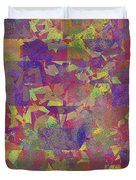 0866 Abstract Thought Duvet Cover