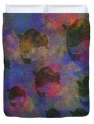 0885 Abstract Thought Duvet Cover