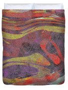 0906 Abstract Thought Duvet Cover