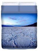 0919 Badwater Basin Duvet Cover