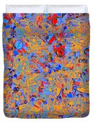 0930 Abstract Thought Duvet Cover