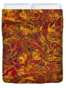 0202 Abstract Thought Duvet Cover