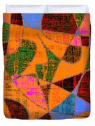 0267 Abstract Thought Duvet Cover