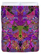 0317 Abstract Thought Duvet Cover