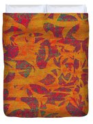 0450 Abstract Thought Duvet Cover