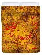 0503 Abstract Thought Duvet Cover