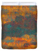 0510 Abstract Thought Duvet Cover