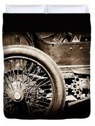 1913 Isotta Fraschini Tipo Im Wheel Duvet Cover