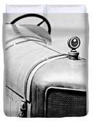 1919 Miller Tnt Grille Duvet Cover