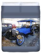1924 Dodge Express Wagon Duvet Cover