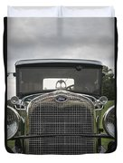 1930 Ford Model A Duvet Cover