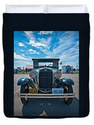 1931 Model T Ford Duvet Cover