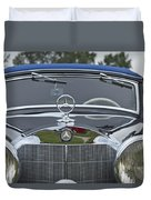 1937 Mercedes Benz Duvet Cover