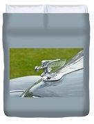 1940 Packard Duvet Cover