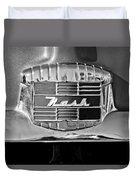 1951 Nash Emblem Duvet Cover
