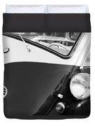 1957 Bmw Isetta 300  Duvet Cover
