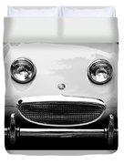 1960 Austin-healey Sprite Duvet Cover