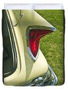 1960 Chrysler 300-f Muscle Car Duvet Cover