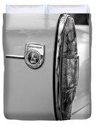 1964 Sunbeam Tiger Taillight Emblem Duvet Cover