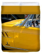 1965 Ferrari 275gts Duvet Cover
