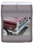 1967 Ford Fairlane 500xl Duvet Cover