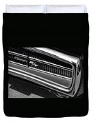 1970 Dodge Charger R/t Duvet Cover