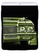 1971 Buick Gs Duvet Cover