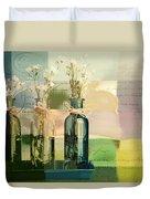 1-2-3 Bottles - J091112137 Duvet Cover