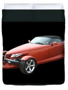 2002 Plymouth Prowler Duvet Cover