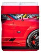 2006 Ford Saleen Mustang  Duvet Cover