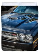 2010 Dodge Challenger Rt Hemi    Duvet Cover
