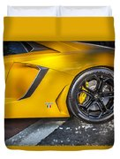 2013 Lamborghini Adventador Lp 700 4 Duvet Cover