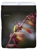 A Long Walk To The Top Duvet Cover