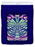Abstract 140 Duvet Cover