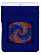 Abstract 142 Duvet Cover
