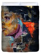 Abstract Women 015 Duvet Cover
