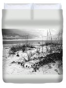 After The Storm Bw Duvet Cover