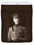 Albert I (1875-1934) Duvet Cover